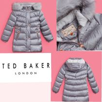 TED BAKER(テッドベーカー) キッズアウター TED BAKER★TRIZTAダウンパッドコート