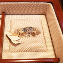 HERMES VIP特別セール Collier de Chien Small シルバー925 Ring