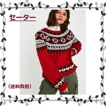★Urban Outfitter★ ヘンリーフェアアイル セーター