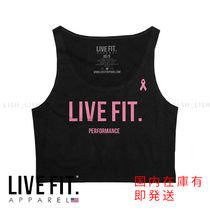 Live Fit(リブフィット) フィットネストップス 【送料無料】Live Fit BCAM LIVE FIT Performance Crop Top