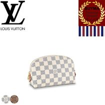 【Louis Vuitton】ダミエ ポシェット・コスメティック 2色展開