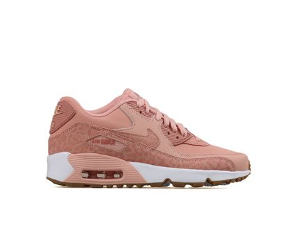 Nike キッズスニーカー NIKE Air Max 90 Leather SE GG 大人もOK!(5)