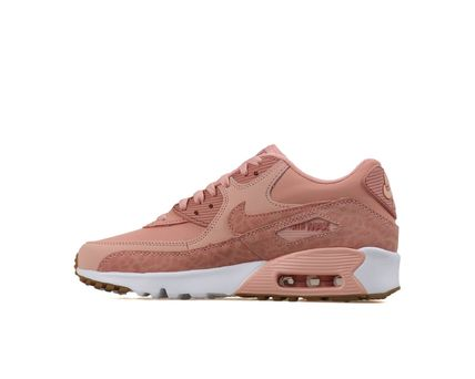Nike キッズスニーカー NIKE Air Max 90 Leather SE GG 大人もOK!(7)
