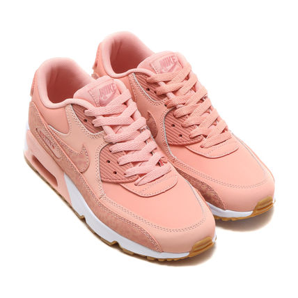 Nike キッズスニーカー NIKE Air Max 90 Leather SE GG 大人もOK!(11)
