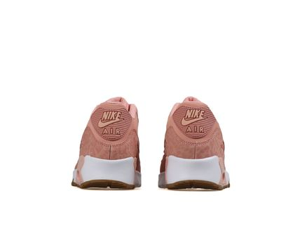 Nike キッズスニーカー NIKE Air Max 90 Leather SE GG 大人もOK!(16)