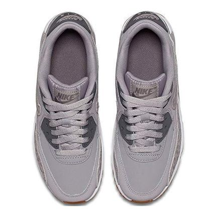Nike キッズスニーカー NIKE Air Max 90 Leather SE GG 大人もOK!(12)