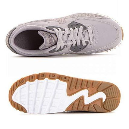 Nike キッズスニーカー NIKE Air Max 90 Leather SE GG 大人もOK!(14)