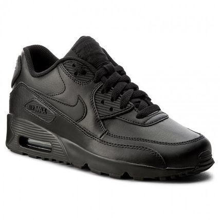 Nike キッズスニーカー NIKE Air Max 90 Leather SE GG 大人もOK!(8)