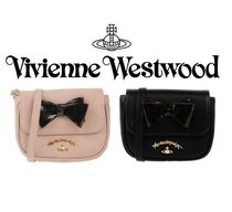 【VIVIENNE WESTWOOD】ANGLOMANIA リボン ショルダーバック
