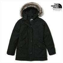 新作!THE NORTH FACE♪ W'S MAUNA KEA EX PARKA EMS配送
