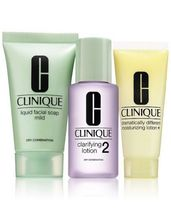 Clinique 3 Step 10 Days to Great Skin  お試しセット10日分