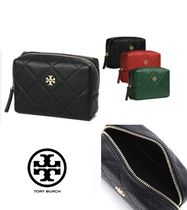 ギフトバッグ付き!Tory Burch Georgia Small Makeup Bag
