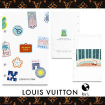 RA4229*Louis Vuitton*PM用ダイアリーレフィル2019 1日1P*2-5着*