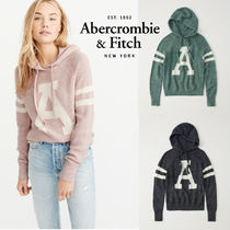 Abercrombie&Fitch*国内発送(追跡有)送関込*Aロゴフーディ