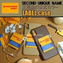 【NEW】「SECOND UNIQUE NAME」 Label case 正規品