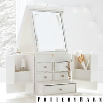 【送関込】Pottery Barn★ Ultimate Beauty Vanity化粧ケース