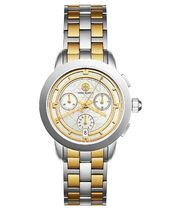 TBW1034 Tory Classic Chronograph Two-Tone Stainless Steel Br
