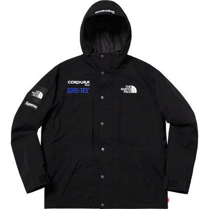 Supreme The North Face Expedition Jacket Black 2018FW