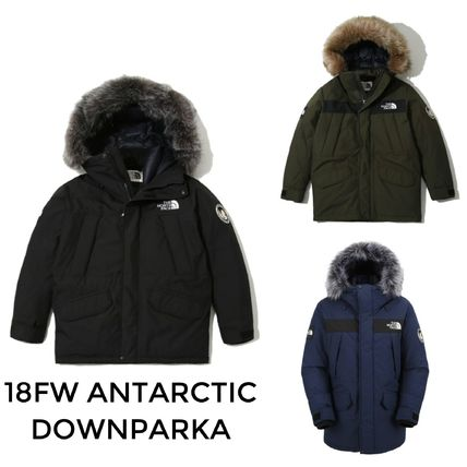 ☆THE NORTH FACE☆18FW ANTARCTIC DOWN PARKA
