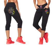 ◆12月新作◆I Am Zumba Sweatpants(Bold Black)