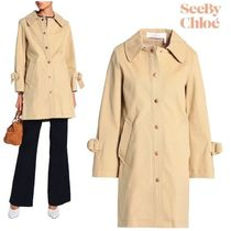 ☆ See by Chloe ☆トレンチコート♪Beige☆SALE