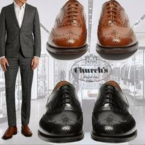 **Church's**チャーチ★Burwood leather brogues★革靴