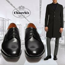 **Church's**チャーチ★Oslo leather derby shoes★革靴