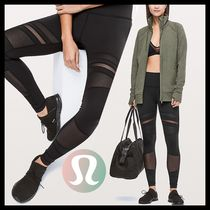 [lululemon]♥限定!Wunder Under HR 7/8 Tight (MIX&MESH)