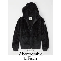 Abercrombie&Fitch*国内発送(追跡有)送関込*ふわふわフーディー