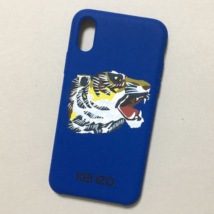 KENZO iPhone・スマホケース KENZO JUMPING TIGER and GO TIGERS CAPSULE iPhone CASE(5)
