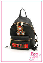 MOSCHINO TEDDY BEAR バックパック