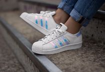 大人もOK★人気 ★ adidas★ superstar J★ 3-HOLOGRAM