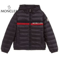 "19ss☆MONCLER""OUANARY""ラインロゴ軽量ダウン 12/14A[関税込]"