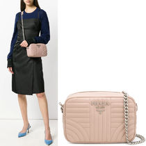 PR1569 PRADA DIAGRAMME SHOULDER BAG LARGE