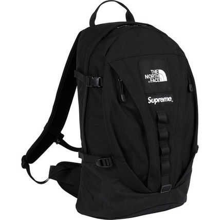 Supreme バックパック・リュック Supreme The North Face Expedition Backpack Black FW18(2)