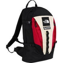 Supreme The North Face Expedition Backpack White FW18