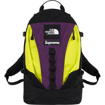 Supreme The North Face Expedition Backpack Sulphur FW18
