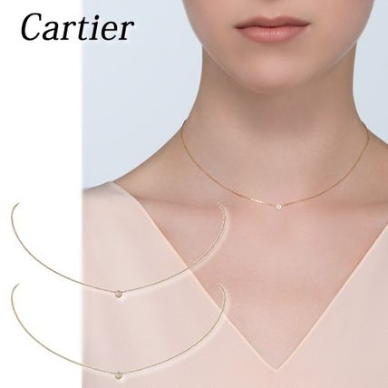 【Cartier】国内発送 ディアマン レジェ ネックレスXS