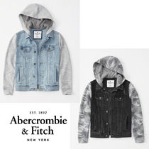 Abercrombie&Fitch*国内発送(追跡有)送関込*デニムジャケット