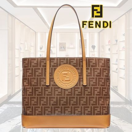 FENDI トートバッグ  【19SS】 ★FENDI ★FF shopping tote
