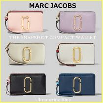 MARC JACOBS【国内発送】Snapshot Compact Wallet☆