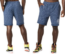 新作♪ズンバメンズ Zumba Revolution Men's Shorts-Love Denim