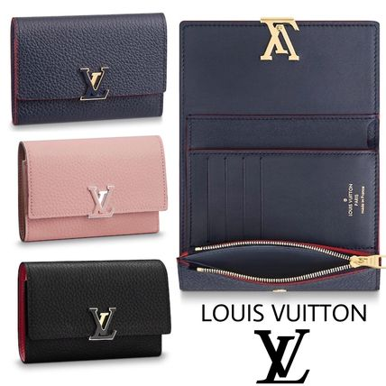 cheap for discount 24f18 12303 ▲人気ブランド▲Louis Vuitton カプシーヌ コンパクト財布