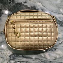 【CELINE】19SS新作 SMALL C CHARM / QUILTED CALFSKIN (Gold)