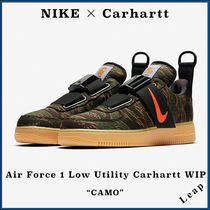 【Nike×Carhartt】人気 Air Force 1 Low Utility Carhartt WIP