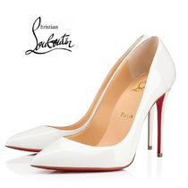 ∞∞ Christian Louboutin ∞∞ Pigalle Follies 100 パンプス