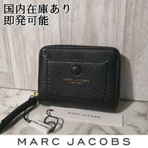 MARC JACOBS◆コンパクトコインケース◆ラウンドファスナー財布