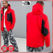 ☆The North FaceクレメントTriclimateジャケット Red