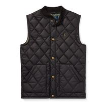 Quilted Baseball Vest