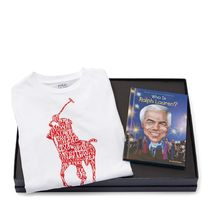T-Shirt & Who Is RL Book Set